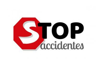 Logotipo Stop Accidentes